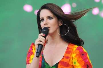 """Lana del Rey podría retirar """"Get Free"""" de las reediciones de 'Lust For Life'. Cusica Plus."""