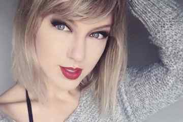"Taylor Swift nos lleva por el mundo con el video de ""Endgame"" . cusica plus."