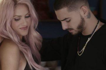 """Shakira hace """"Trap"""" de la mano de Maluma. Cusica Plus."""