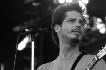 Escucha a Chris Cornell interpretar un tema de Johnny Cash. Cusica Plus.