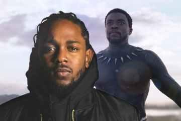 Preparate para la película con la banda sonora de 'Black Panther'. Cusica Plus.