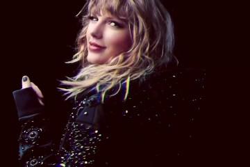 Taylor Swift comparte cuales son sus canciones favoritas en este momento. Cusica Plus.