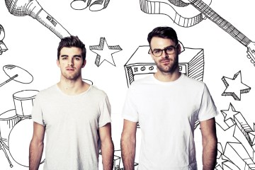 "The Chainsmokers estrena ""Side Effects"" junto a Emily Warren. Cusica Plus."