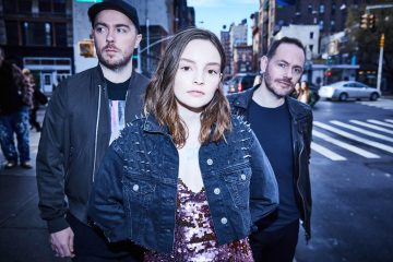 "Escucha ""Out Of My Head"" el nuevo tema de Chvrches. Cusica Plus."