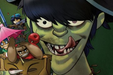 Gorillaz nos deja el primer sencillo de 'The Now Now' . Cusica Plus.