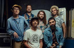 'Tangerine Reef' se titula el nuevo disco de Animal Collective. Cusica Plus.
