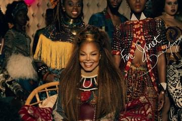 """Janet Jackson y Daddy Yankee se unieron en el nuevo tema """"Made For Now"""". Cusica Plus."""