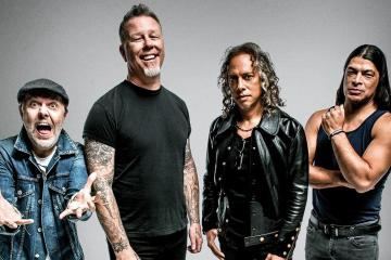 Metallica anuncia su propia marca de Whisky. Cusica Plus.