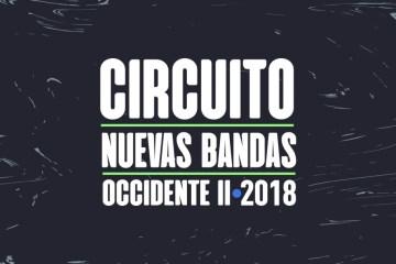 A Qué Suena el Nuevas Bandas: Circuito Dos de Occidente. Cusica Plus.