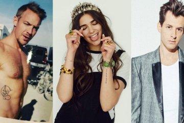 """Silk City (Diplo, Mark Ronson) y Dua Lipa lanzaron su nuevo tema """"Electricity"""". Cusica Plus."""