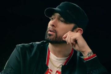 """Eminem publica videoclip de su tema """"Lucky You"""" con Joyner Lucas. Cusica Plus."""