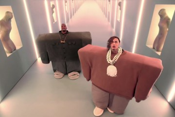 "Kanye West entra al mundo de Lil Pump en ""I Love It"". Cusica Plus."