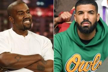 "Kanye West se disculpó con Drake por sus ""malas vibras"". Cusica Plus."