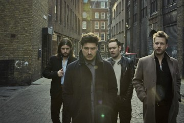 Mumford and Sons anuncia un nuevo disco para este año. Cusica Plus.