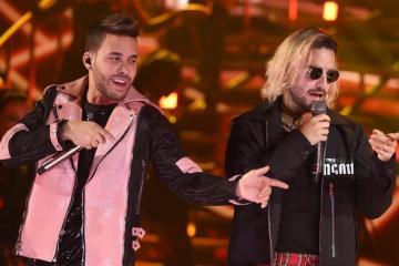 Disfruta las mejores presentaciones de los Latin American Music Awards. Cusica Plus