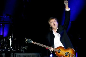 "Paul McCartney espera que bailes con el video de ""Come On To Me"". Cusica Plus."