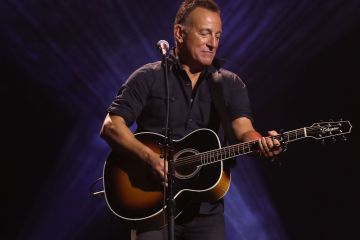 Bruce Springsteen estrenará especial en Netflix: 'Live On Broadway'. Cusica Plus.