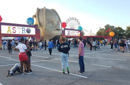 El 'Astroworld Festival' de Travis Scott acogió a más de 35.000 personas. Cusica Plus.