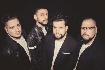 """Los Delorean muestra su nostalgia en el nuevo tema """"Altamar"""". Cusica Plus."""