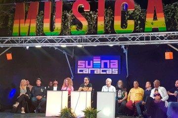 Gona y Pandesousa serán uno de los artistas a presentarse en el Festival Suena Caracas 2018. Cusica Plus.