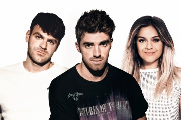 "The Chainsmokers estrenó videoclip de su tema ""This Feeling"" junto a Kelsea Ballerini. Cusica Plus."