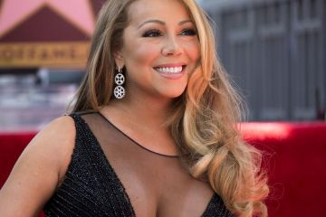 Mariah Carey sigue mostrando su voz en 'Caution'. Cusica Plus.