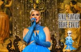 Katy Perry aparecerá en el nuevo 'Final Fantasy' y estrenará nuevo tema para la banda sonora. Cusica Plus.