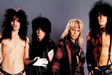 Película biográfica de Mötley Crüe ya tiene fecha de estreno. Cusica Plus.
