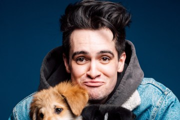 "Brendon Urie comparte una versión de metal del tema ""Calendar"" de Panic! At The Disco. Cusica Plus."