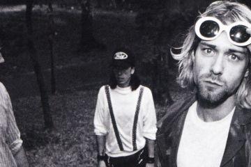 Rey Washam comparte grabación en estudio junto Dave Grohl y Krist Novoselic en los tiempos de Nirvana. Cusica Plus.