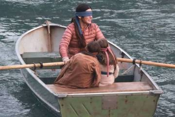 Trent Reznor y Atticus Ross de Nine Inch Nails muestran su música en el soundtrack de 'Bird Box'. Cusica Plus.
