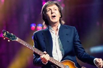 "Paul McCartney comparte su nuevo tema ""Get Enough"". Cusica Plus."
