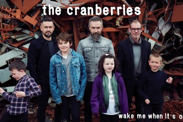 "The Cranberries comparte su nuevo tema ""Wake Me When It's Over"". Cusica Plus."