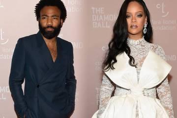 Se revela nuevo adelanto de 'Guava Island', la película de Rihanna y Donald Glover. Cusica Plus.