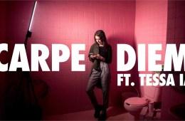 "Escucha ""Carpe Diem"" el nuevo tema de Viniloversus y Tessa Ia. Cusica Plus."