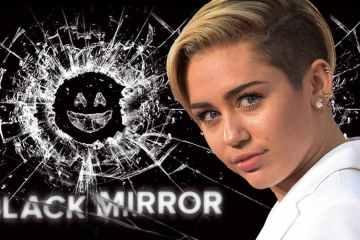 Miley Cyrus protagoniza el nuevo trailer de 'Black Mirror'. Cusica Plus
