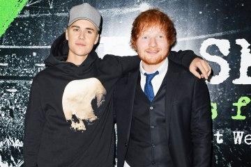 Justin Bieber confirma colaboración con Ed Sheeran para esta semana. Cusica Plus.