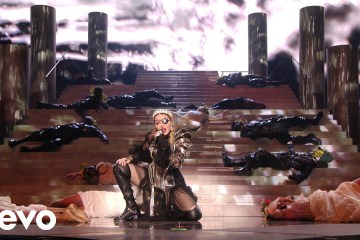 Disfruta de la presentación de Madonna en el Eurovisión 2019 junto a Quavo. Cusica Plus.