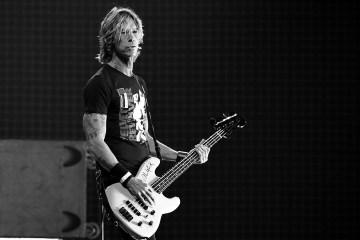 Duff Mckagan, integrante de Guns N' Roses, estrenó su nuevo disco solista 'Tenderness'. Cusica Plus.