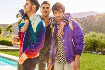 Jonas Brothers estrenan su nuevo disco 'Happiness Begins'. Cusica Plus.