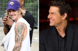 Justin Bieber retó a Tom Cruise a pelear en el octágono de la UFC. Cusica Plus.