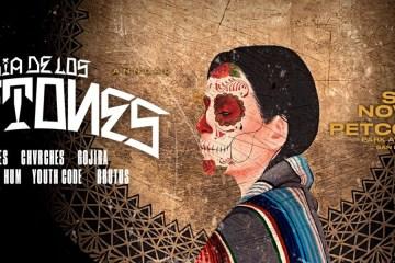 Festival 'Día de los Deftones' contará con Chvrches, JPEGMAFIA y más. Cusica Plus.