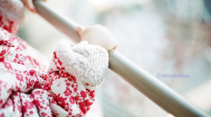 AGFAPHOTOVISTAPLUS400×OM-1_ぎゅっと_冬_コート_娘