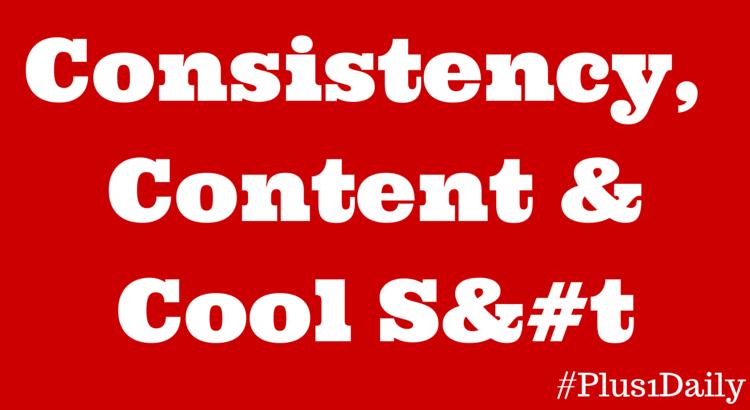 Consistency ContentCool S&#t (1)