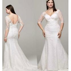Small Crop Of Wedding Dress Plus Size
