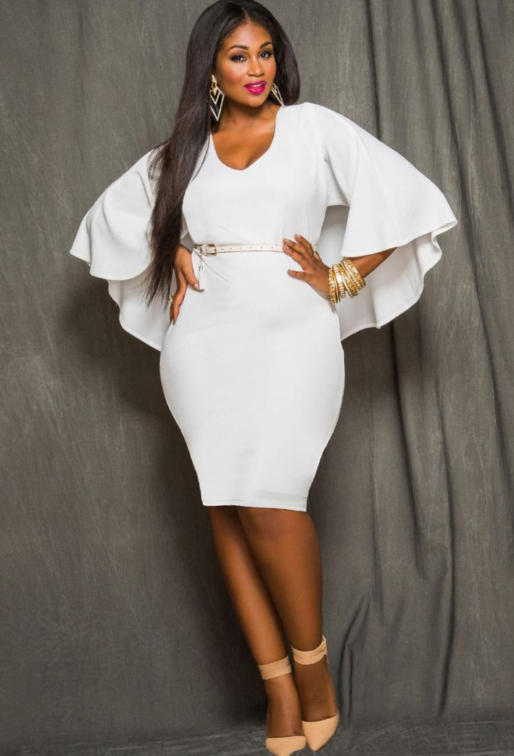 Large Of White Party Dresses