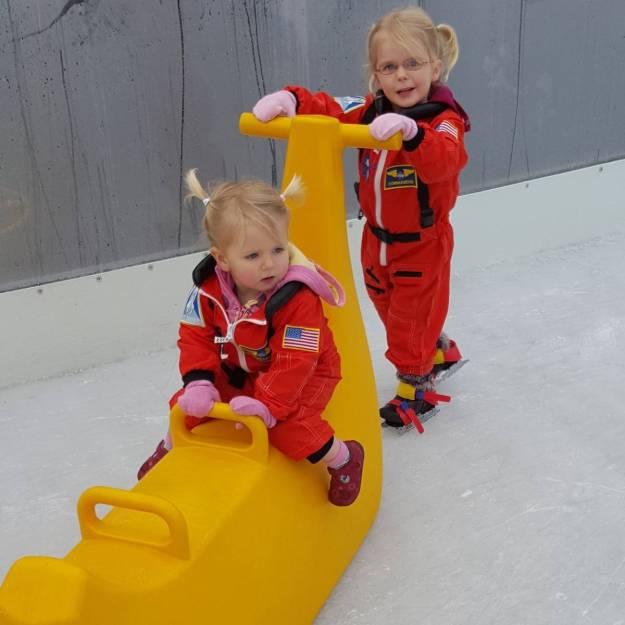 Webbs Christmas Ice Rink