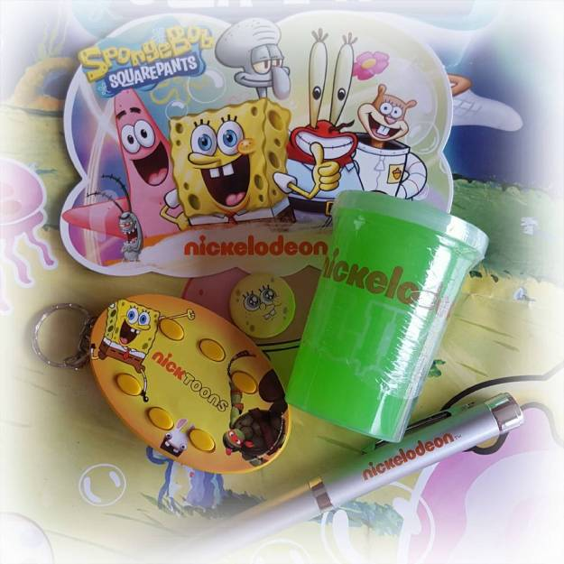 Spongebob Squarepants on NOW TV