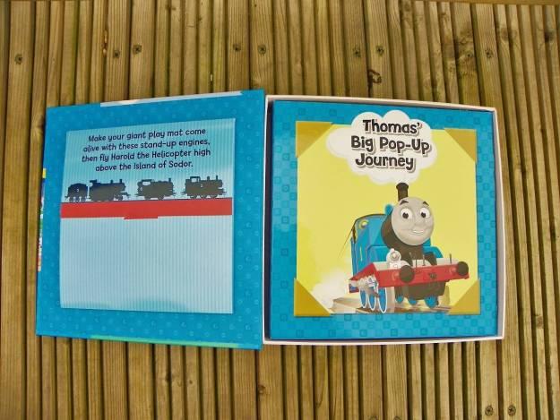 Thomas' Big Pop-Up Journey - Review