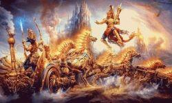 Войны древности индии